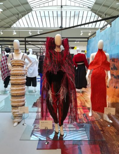 Les Nouveaux Créateurs, le salon des espoirs de la mode et du design. Espace Commines, 2018.
