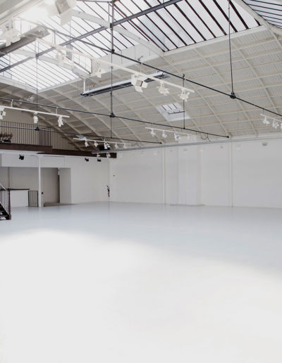 Espace Commines – Main room, general view – Photo: Alice Lemarin