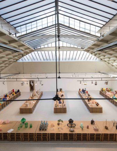 Exposition «1000 Vases», proposition de Meet my Project pour Paris Design Week, Espace Commines, 2018.
