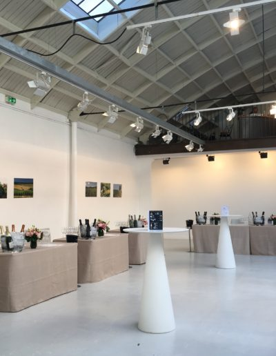 Syndicat general des Vignerons de Champagne, Espace Commines, 2018.