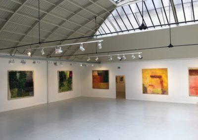 Monique Frydman: «Le temps de peindre»