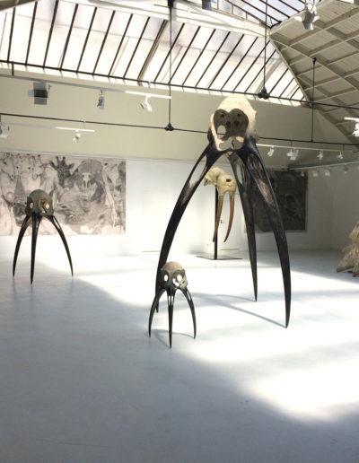 La galerie LJ présente une exposition de Quentin Garel. Espace Commines 2018