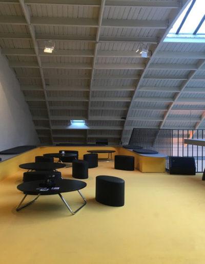 Présentation Chantelle, Espace Commines, 2018